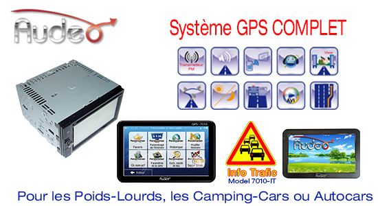 audeo gps gps camping cars. Black Bedroom Furniture Sets. Home Design Ideas